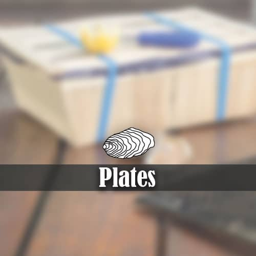 Acheter bourriches d'huîtres plates - La Cabane de l'Aiguillon - Cancale